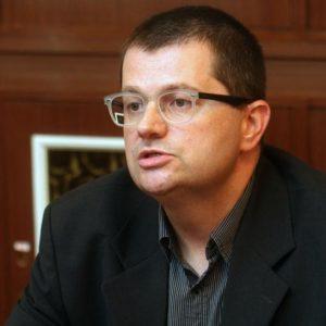 Мирослав Мики Радоњић, директор Стеријиног Позорја
