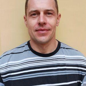 Марко Милорадов, домар/мајстор одржавања