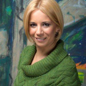 Душана Тодоровић, уредница за међународне програме