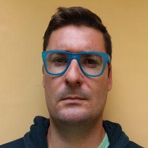 Милан Каћански, стручни сарадник у Документационо-истраживачком центру
